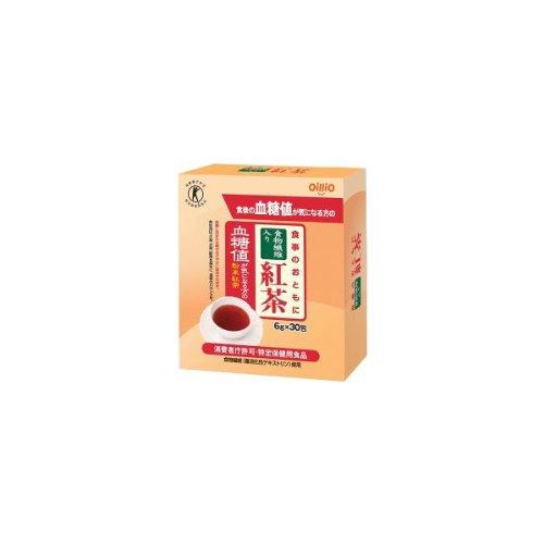 [トクホ]日清オイリオ 食事のおともに 食物繊維入り紅茶 3...