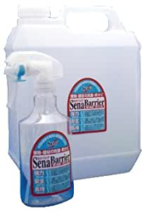 防カビ剤セナバリアセット 2L(スプレー付)