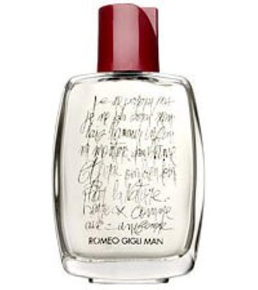 日記放映一生Romeo Gigli Man (ロメオ ジリ マン) 3.4 oz (100ml) EDT Spray for men