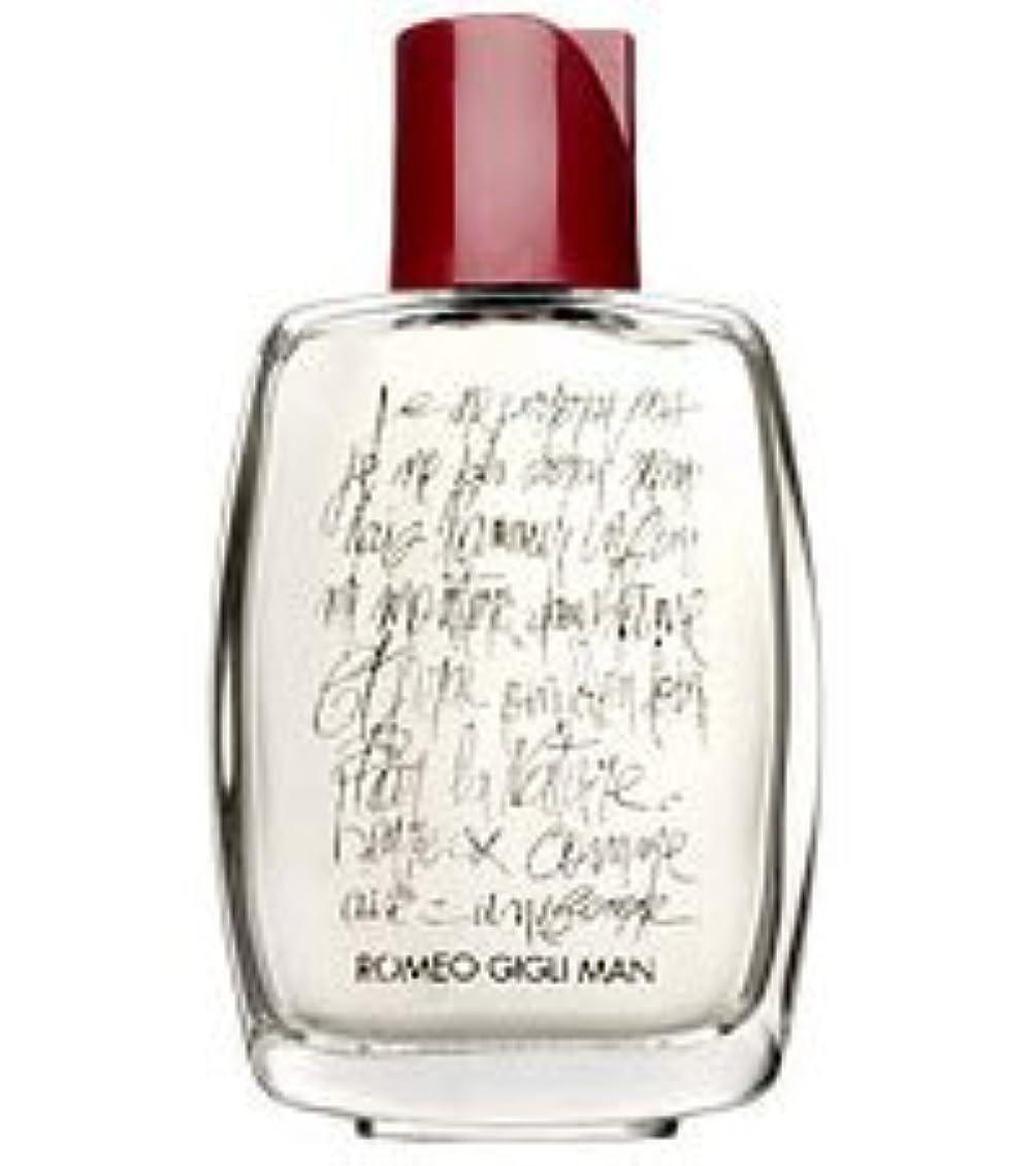 ジャングルにやにやに変わるRomeo Gigli Man (ロメオ ジリ マン) 3.4 oz (100ml) EDT Spray for men