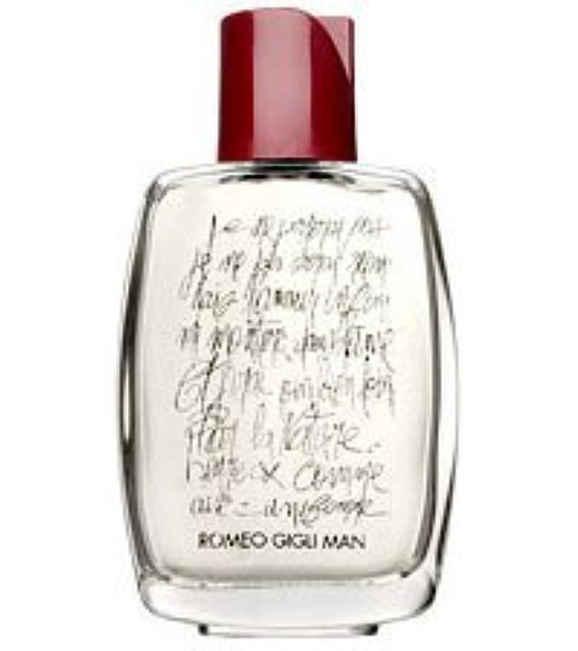 そよ風むしろ副詞Romeo Gigli Man (ロメオ ジリ マン) 3.4 oz (100ml) EDT Spray for men