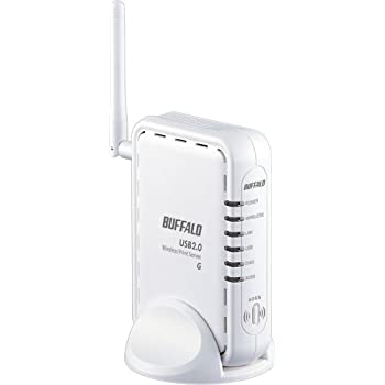 BUFFALO LPV3-U2-G54 無線USBプリントサーバ