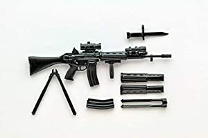 リトルアーモリー LS01 89式小銃 (閉所戦仕様) 豊崎 恵那 ミッションパック プラモデル
