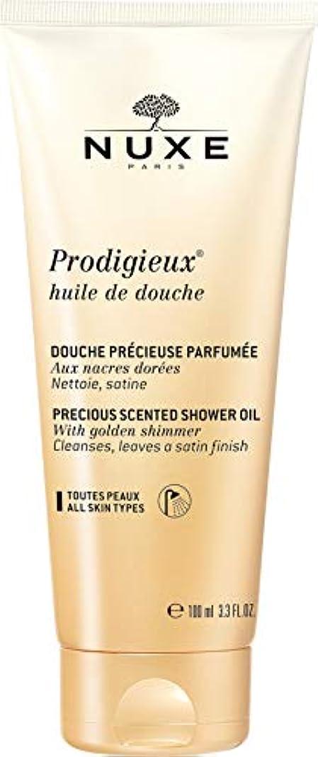 情熱どういたしましてフィードニュクス Prodigieux Huile De Douche Precious Scented Shower Oil 100ml [並行輸入品]