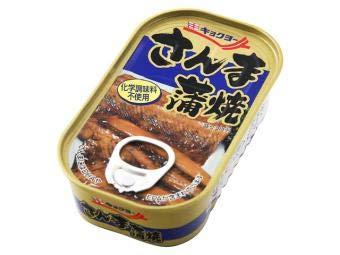 極洋 キョクヨー さんま蒲焼 100g 缶詰 30個入り 1ケース