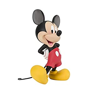 フィギュアーツZERO ミッキーマウス 1940s 約130mm PVC&ABS製 塗装済み完成品フィギュア