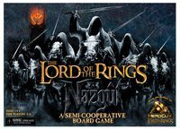 Lord of the Rings: Nazgul Board Game