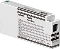 Epson C13T824800 (T8248) Ink cartridge black matt, 350ml