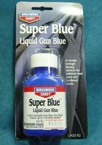 RoomClip商品情報 - バーチウッド スーパーブルー Liquid Gun Blue 鉄 亜鉛合金用