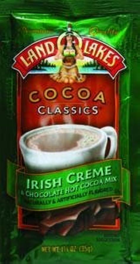 ボット真っ逆さまおとこLand O Lakes Mix Cocoa Clsc Irish Crea by Land O Lakes