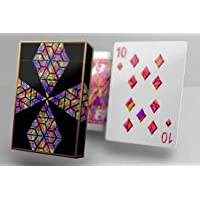 wilddeckdotcom The Art of CardistryステンドグラスPlaying Cards by USPCC/Kickstarter