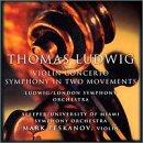 Concerto for Violin & Orchestra:Symphony in 2 Move