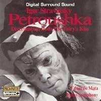 Stravinsky: Petroushka (1947 version); Divertimento from The Fairy's Kiss (Pro Arte)
