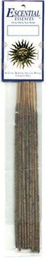 Angelic Visions - Escential Essences Incense - 16 Sticks [並行輸入品]