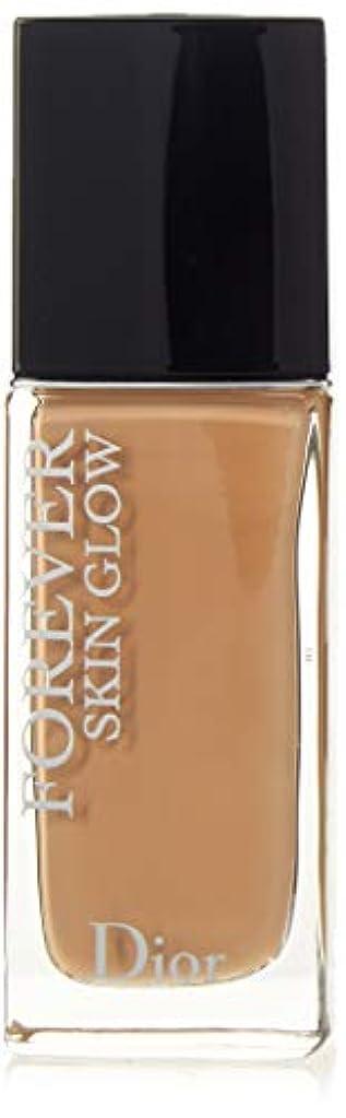順応性のある物思いにふける強盗クリスチャンディオール Dior Forever Skin Glow 24H Wear High Perfection Foundation SPF 35 - # 3.5N (Neutral) 30ml/1oz並行輸入品