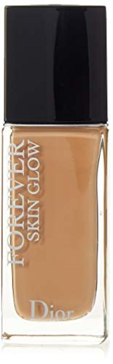 換気する干ばつ人工的なクリスチャンディオール Dior Forever Skin Glow 24H Wear High Perfection Foundation SPF 35 - # 3.5N (Neutral) 30ml/1oz並行輸入品
