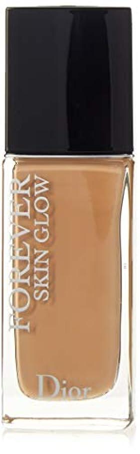 見せます方法一時停止クリスチャンディオール Dior Forever Skin Glow 24H Wear High Perfection Foundation SPF 35 - # 3.5N (Neutral) 30ml/1oz並行輸入品