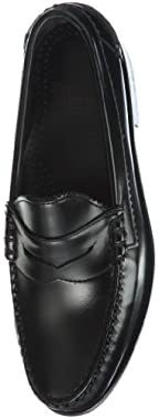 Allen Edmonds Kenwood: Black Gentry Leather 44040