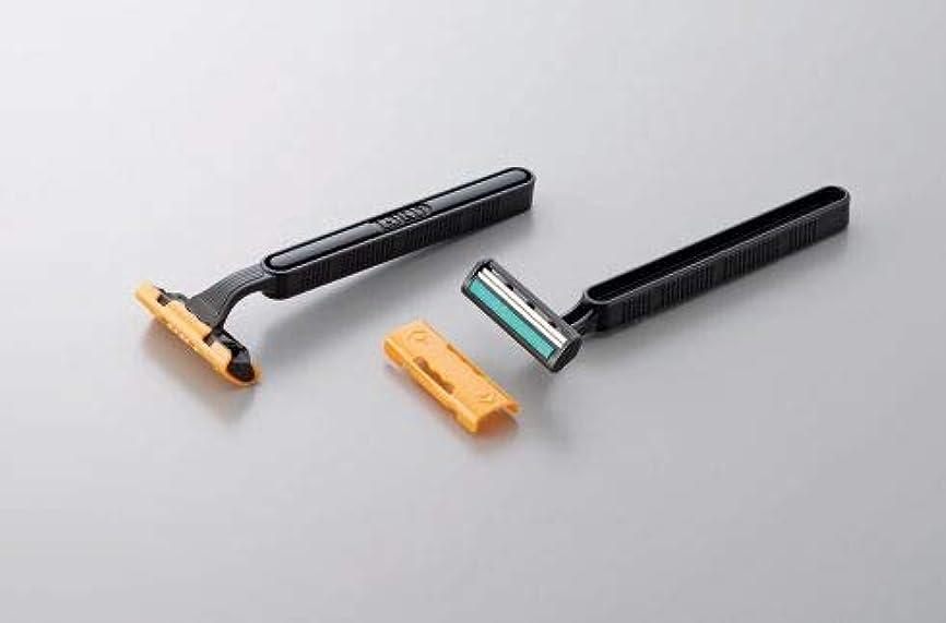 反応する不和誰daito T字カミソリ バラ バルク ロードDX 固定式2枚刃 2000本セット