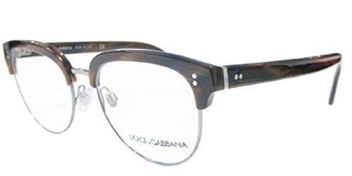 DOLCE&GABBANA ドルチェ&ガッパーナ ドルガバ クラシック メガネ ブローフレーム DG3270-3118-...