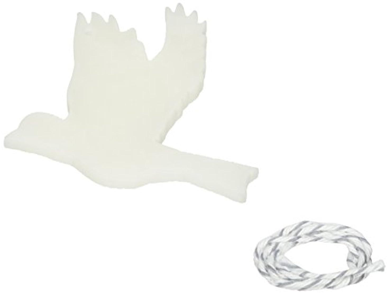 ズボン作りニュージーランドGRASSE TOKYO AROMATICWAXチャーム「ハト」(WH) スイートマジョラム アロマティックワックス グラーストウキョウ