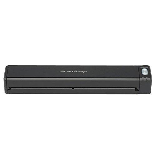 富士通 モバイルスキャナ 2年保証モデル(ブラック)ScanSnap iX100 FI-IX100A-P
