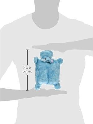 Zippy Paws Squeakie Pad - Hippo, Squeak Toys