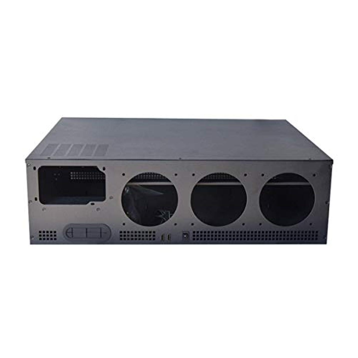 原理付与誰のUSB 2.0 Micro ATX/ATXマイニングケースフレーム ONDA B250-BTC-D8P D4マザーボード用 8 GPU対応
