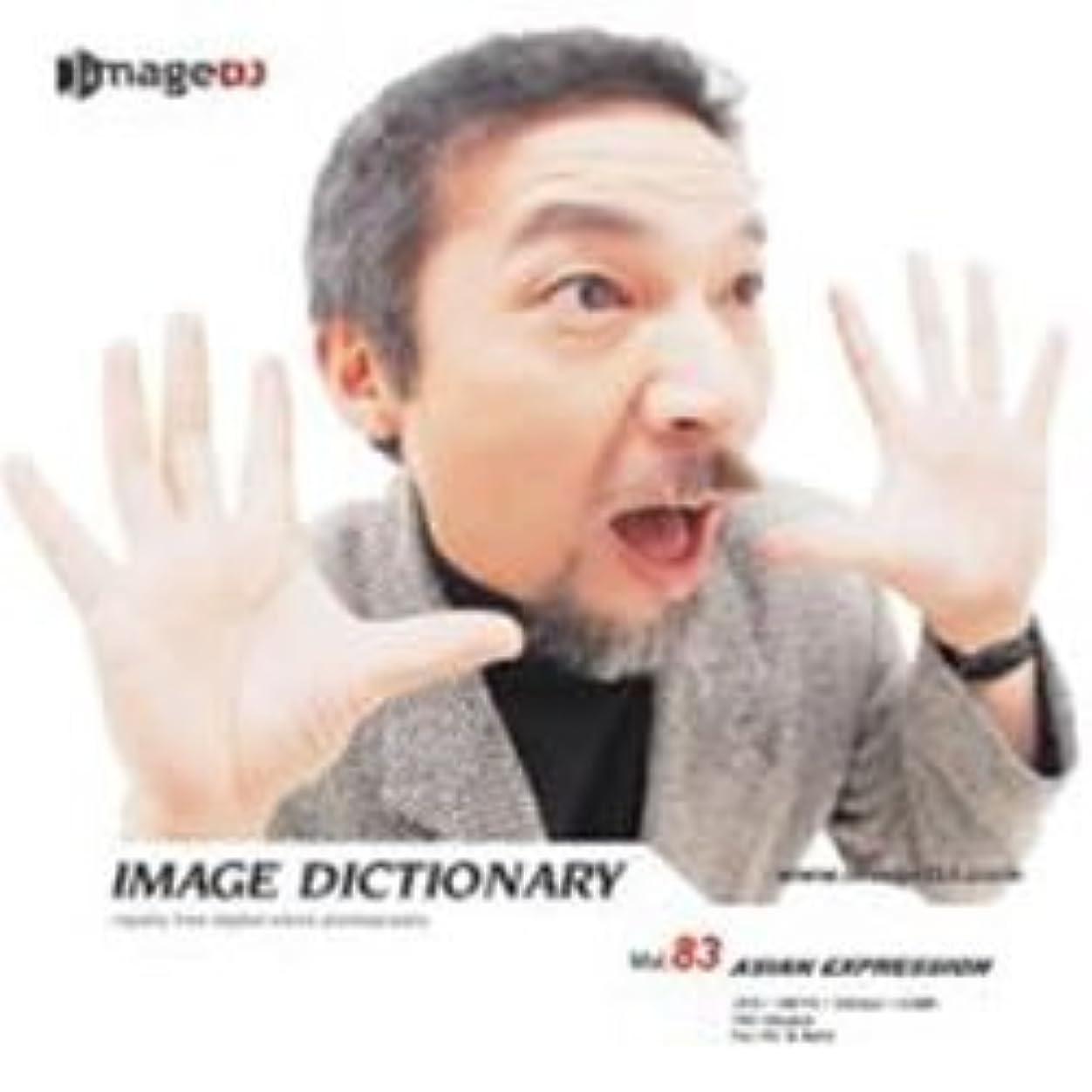 ピッチャー容量コミットメントイメージ ディクショナリー Vol.83 アジア人の表情