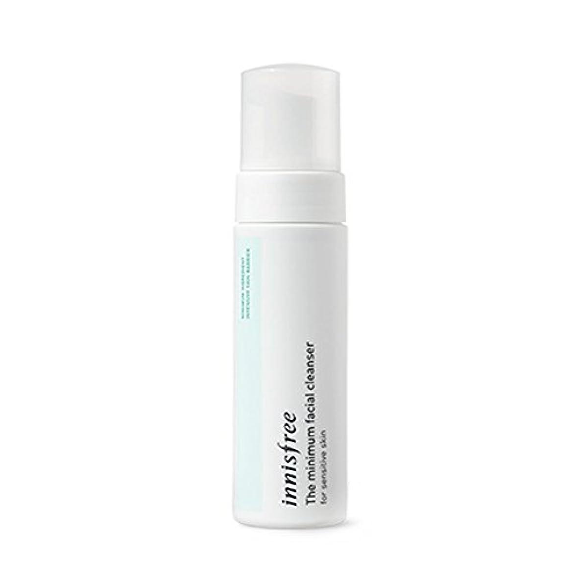 エコーマイクロプロセッサツーリストイニスフリーミニフェイシャルクレンザー70ml Innisfree The Minimum Facial Cleanser 70ml [海外直送品][並行輸入品]