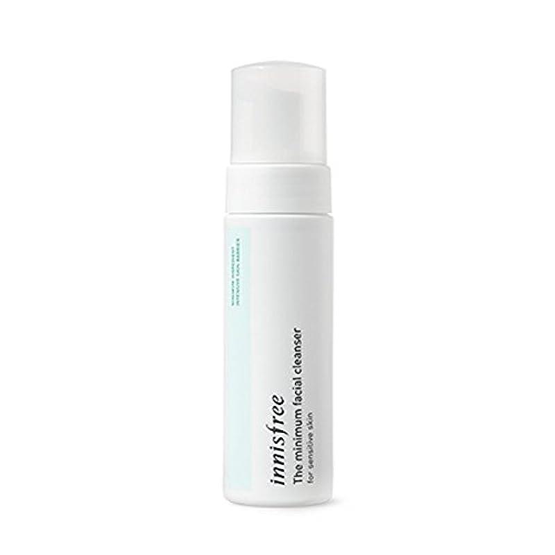 イニスフリーミニフェイシャルクレンザー70ml Innisfree The Minimum Facial Cleanser 70ml [海外直送品][並行輸入品]