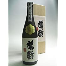 青木酒造 鶴齢 純米大吟醸 東条産山田錦37%精米1800ml