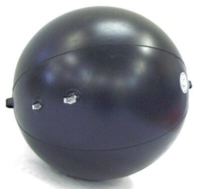 小型船舶用 法定備品 OL-A型 黒色球形形象物