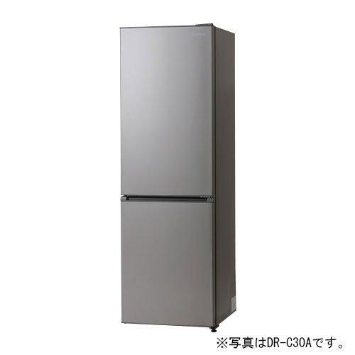 大宇2ドア冷蔵庫DR-B23AS 227L