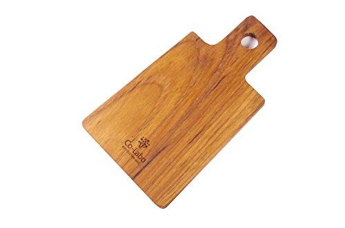 【新発売記念価格♪送料無料】チーク材(teak)カッティング ボード オリーブ オル仕上げなのイで安心☆15cm ♪CSC-4 cutting board (1枚)