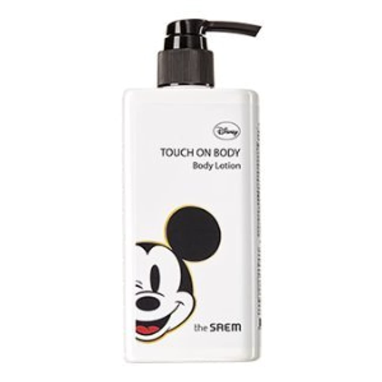 制約除外する戻す(The Saem X Disney)Touch On Body Acerola Body Lotion 300ml / ザセム タッチオンボディーアセロラボディーローション (ディズニーエディション) [並行輸入品]