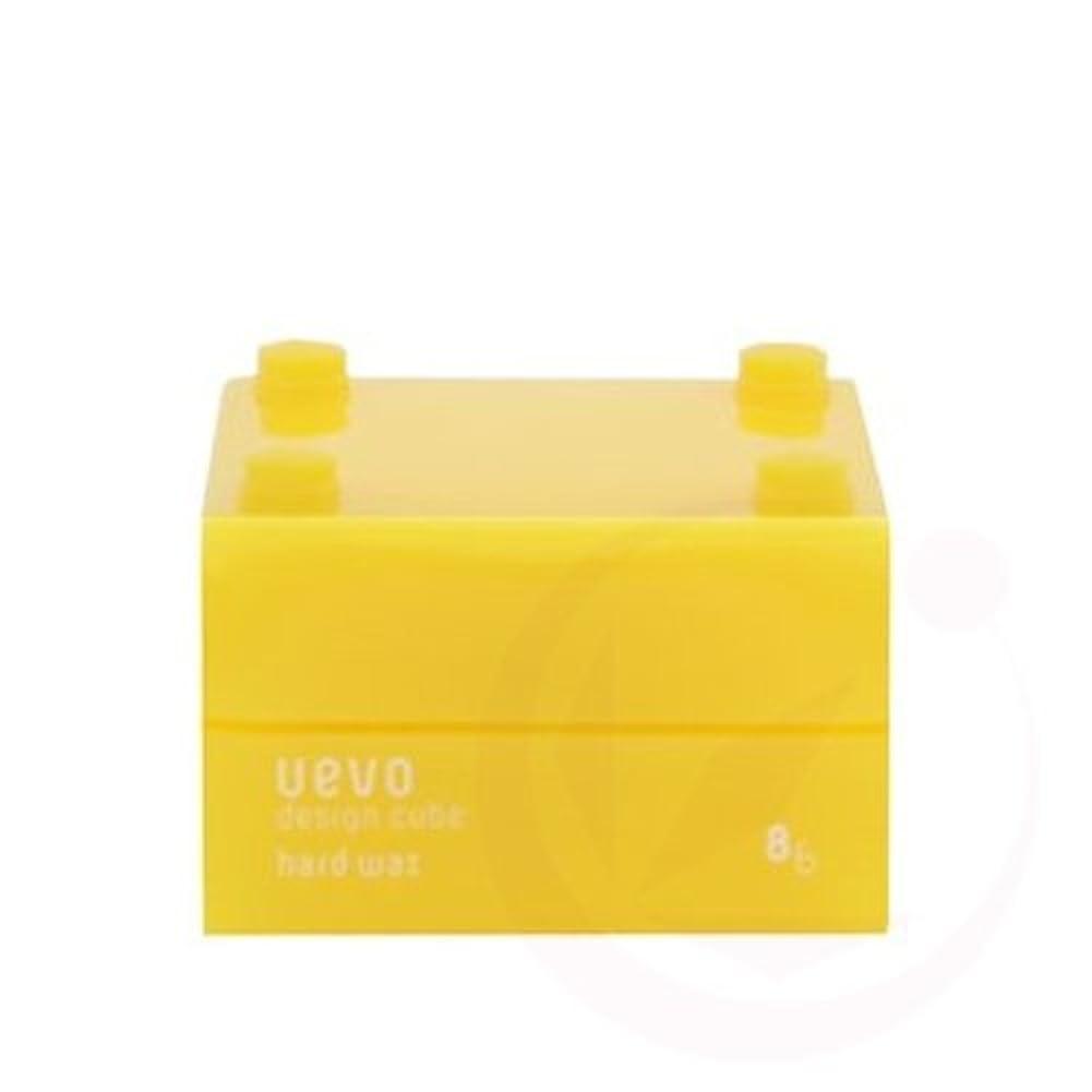独創的タイプライター半導体【デミコスメティクス】ウェーボ デザインキューブ ハードワックス 30g