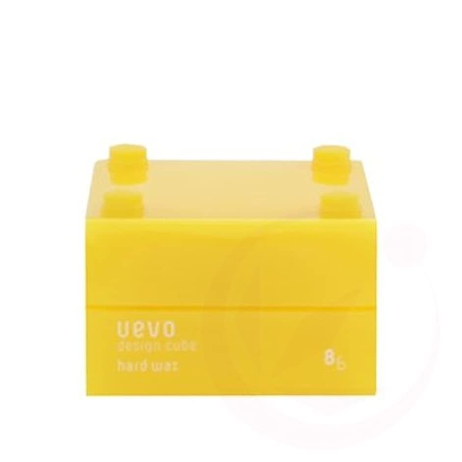 肘モードお金ゴム【デミコスメティクス】ウェーボ デザインキューブ ハードワックス 30g