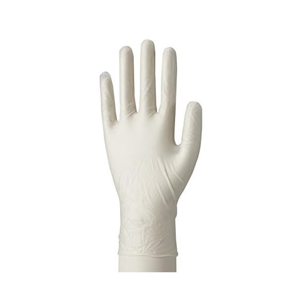 使い捨て手袋 マイスコPVCグローブ 粉なし M...の商品画像