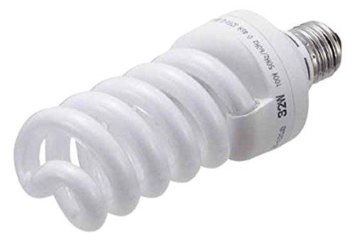 トラスコ中山 スパイラル蛍光灯 32W TSL-32W 1個 287-4521