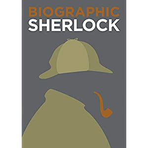 Sherlock: Great Lives in Graphic Form (Biographic)