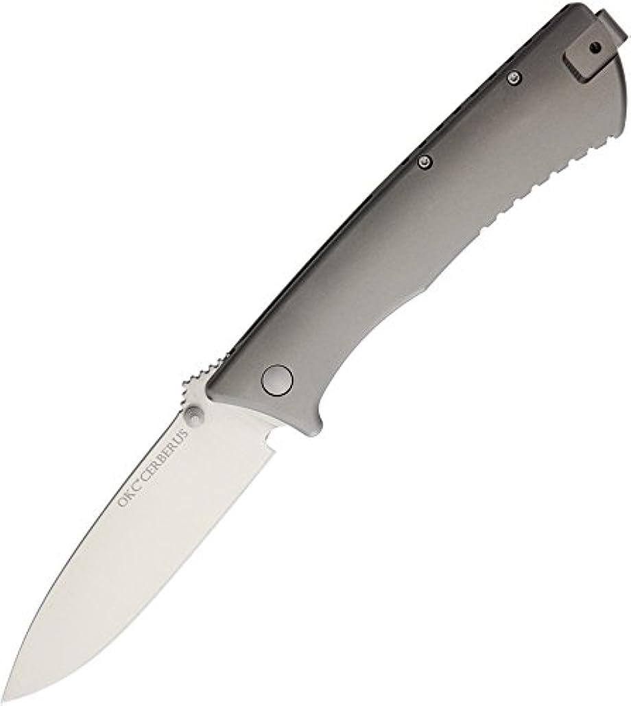 電話スーダン努力Ontario Knife会社1776 Cerberusナイフ