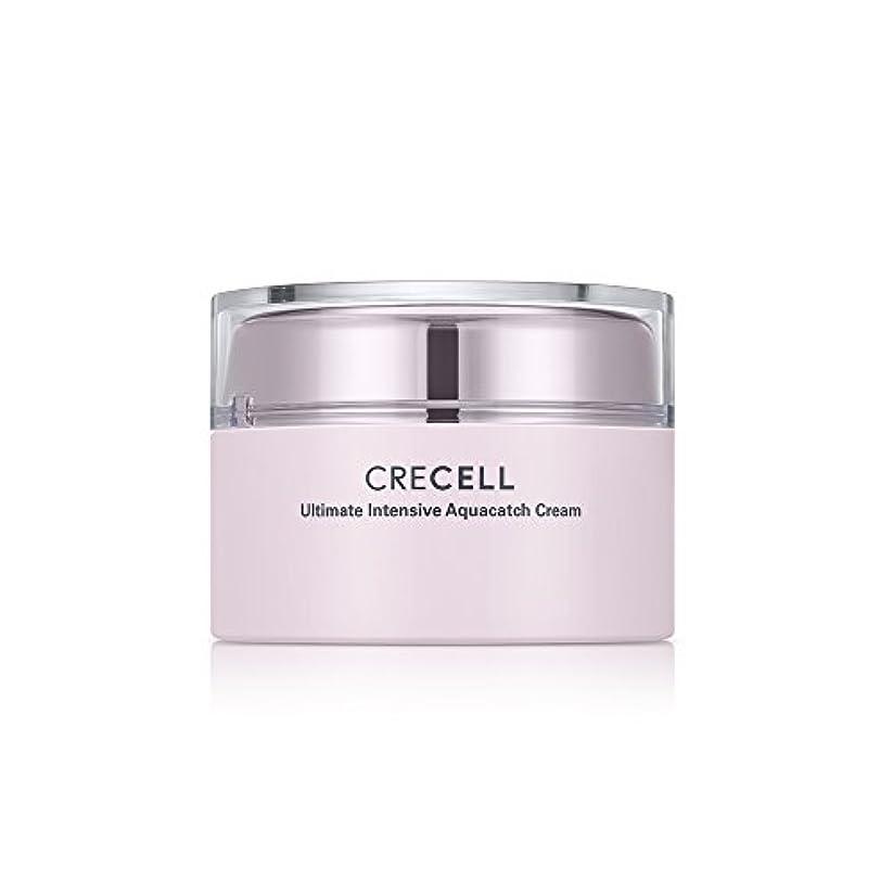染料ひまわり境界CRECELL Ultimate Intensive Aquacatch Cream【クレセルアルティメットアクアキャッチクリーム】すべての肌タイプ クリーム 皮膚の水分と油分を補い保つ 韓国コスメ 50g