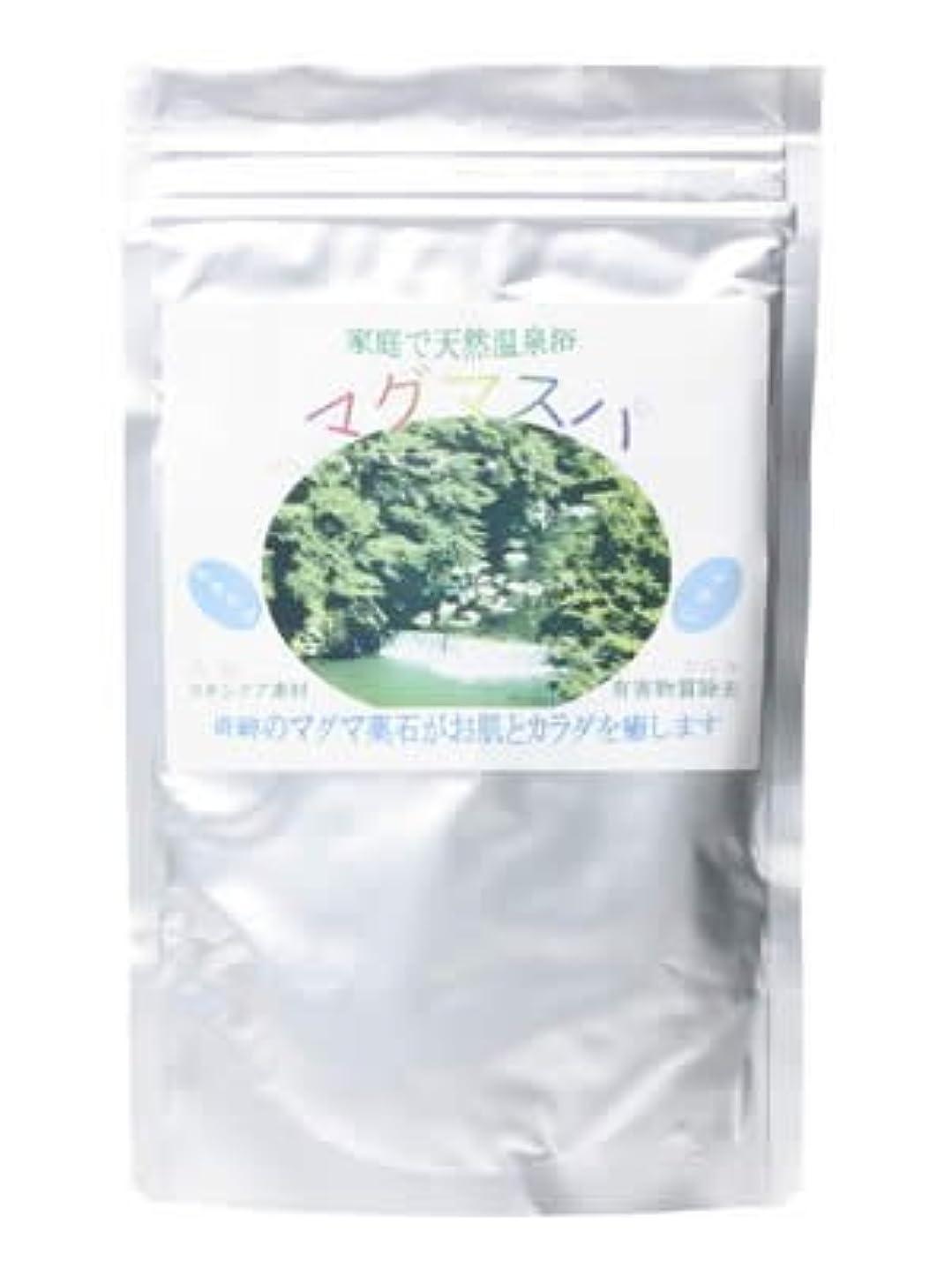 マーケティングリスキーなフルーツ天然薬石入浴剤マグマスパ 360g