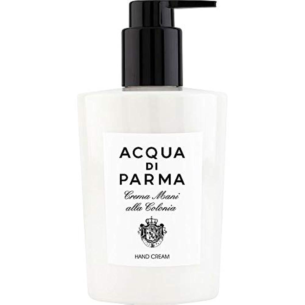 雰囲気花火絶えず[Acqua di Parma] アクアディパルマコロニアのハンドクリーム300ミリリットル - Acqua di Parma Colonia Hand Cream 300ml [並行輸入品]