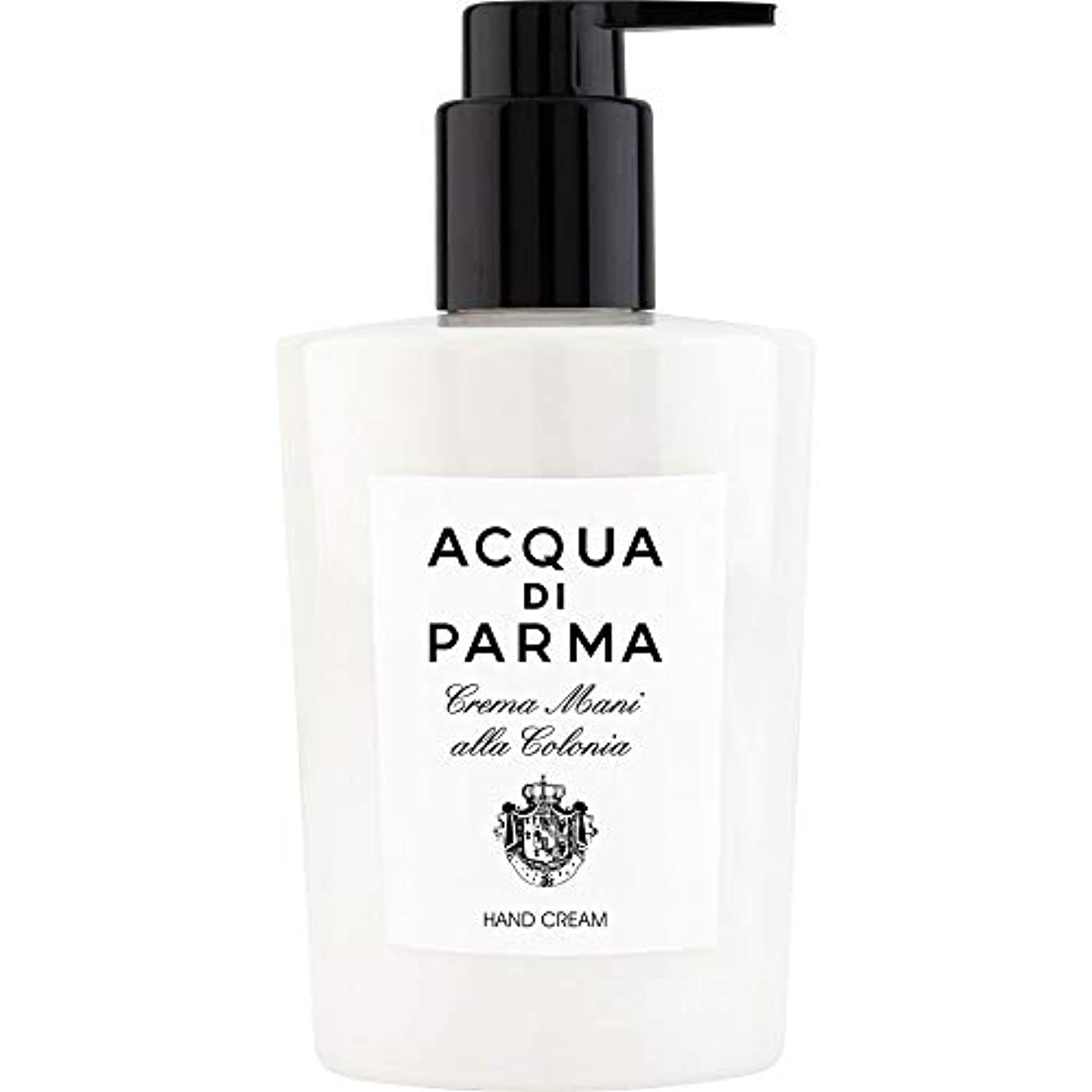 変動する忙しい全体[Acqua di Parma] アクアディパルマコロニアのハンドクリーム300ミリリットル - Acqua di Parma Colonia Hand Cream 300ml [並行輸入品]