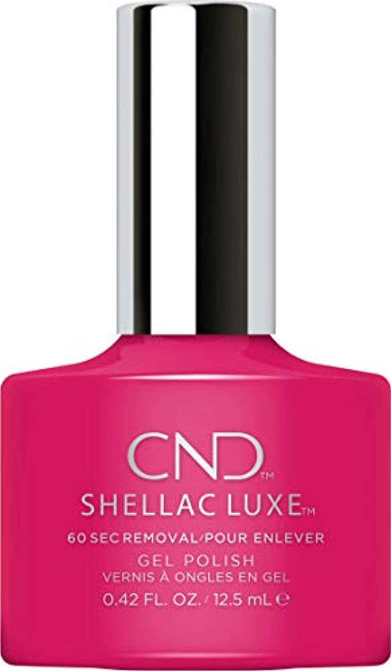 ジョイント滴下降雨CND Shellac Luxe - Pink Leggings - 12.5 ml / 0.42 oz