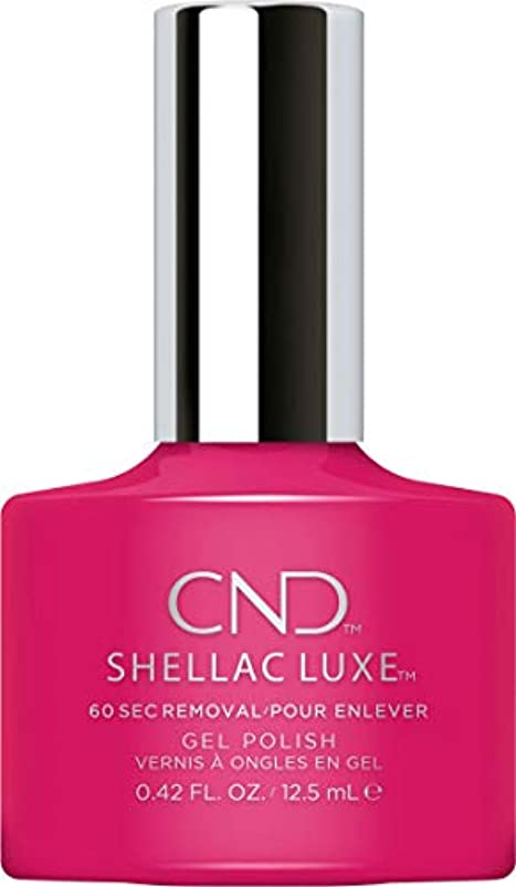 認可謎荷物CND Shellac Luxe - Pink Leggings - 12.5 ml / 0.42 oz