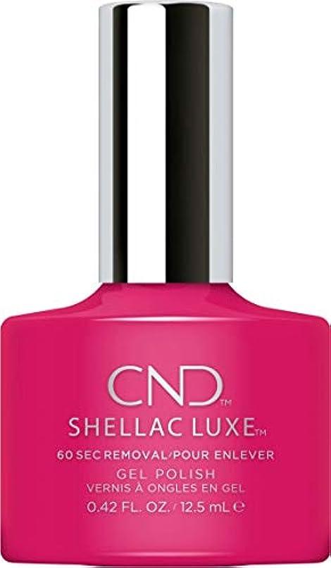 ぺディカブ田舎カールCND Shellac Luxe - Pink Leggings - 12.5 ml / 0.42 oz