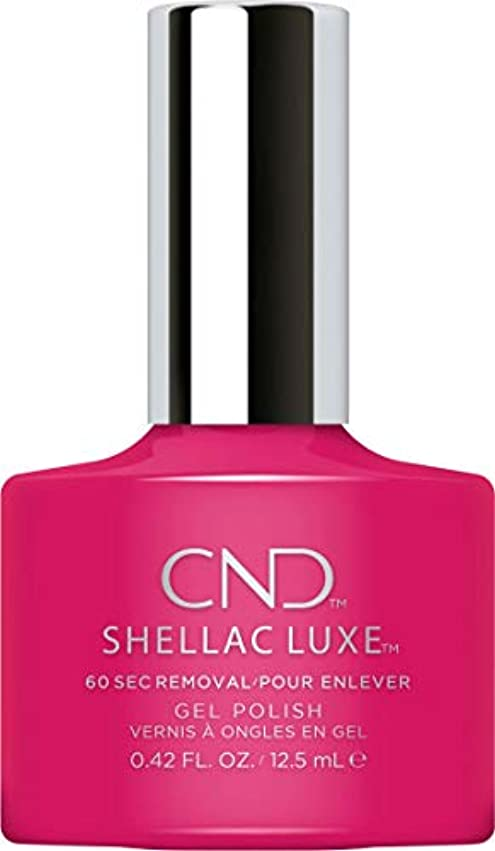 イノセンス温度瞑想するCND Shellac Luxe - Pink Leggings - 12.5 ml / 0.42 oz